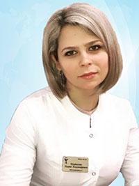 Щербакова Мария Владимировна